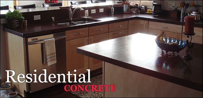Decorative Commercial & Residential Concrete Contractor Milwaukee