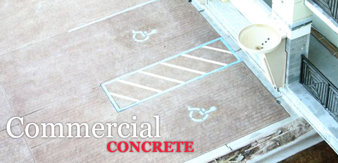 Decorative Commercial & Residential Concrete