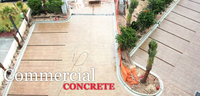 Decorative Commercial & Residential Concrete Contractor